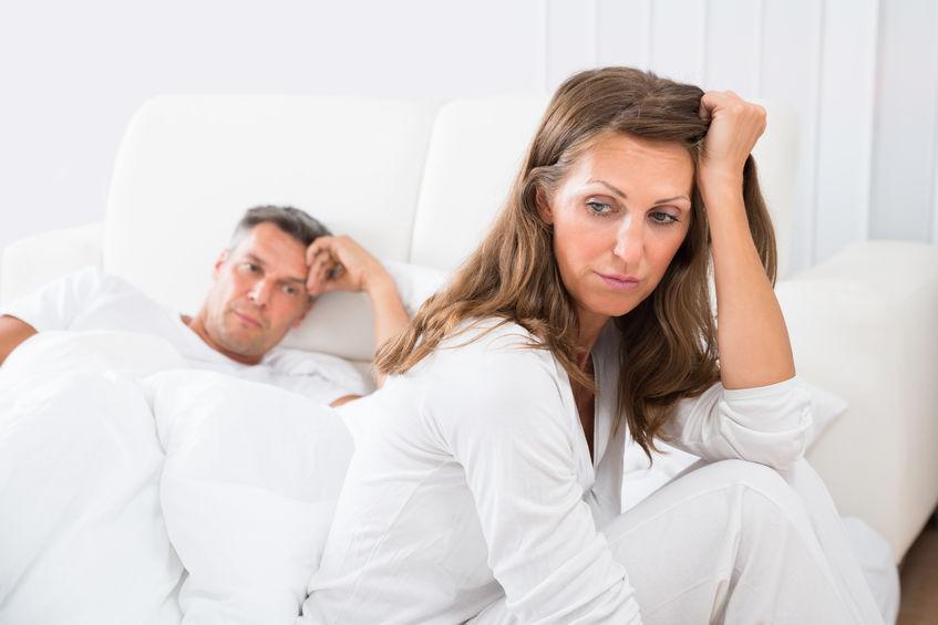 Hoe ga je om met een partner in de overgang