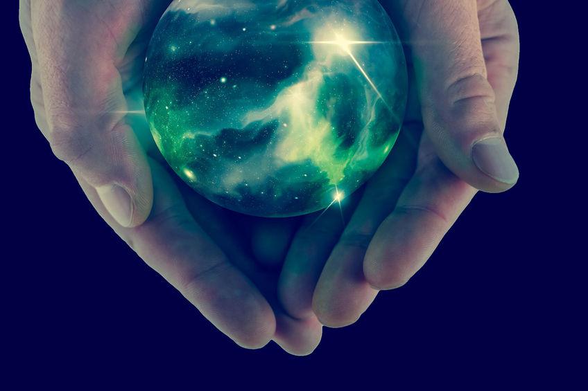 Maak optimaal gebruik van het universum